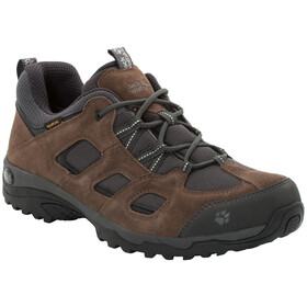 Jack Wolfskin Vojo Hike 2 Texapore Low-Cut Schuhe Herren dark wood
